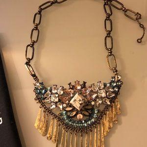 Baublebar bib statement necklace